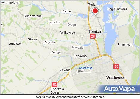 ABC-RC Mapa Wadowice