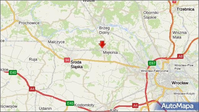 Mapa Targeo