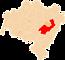 Powiat wrocławski - mapa