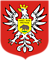Powiat Ostrołęka - herb