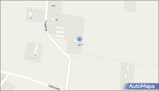 Mnich, Tuwima Juliana, 47, mapa Mnich