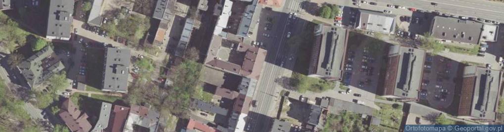 Zdjęcie satelitarne 25 Czerwca 45