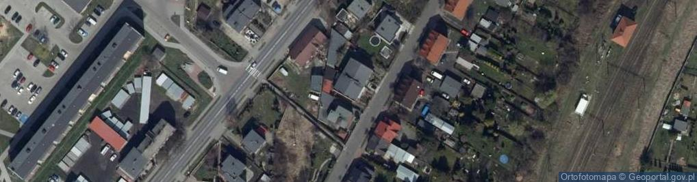 Zdjęcie satelitarne 29 Grudnia 9