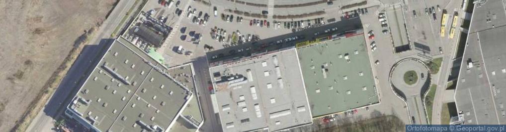 Zdjęcie satelitarne Alpejska 6
