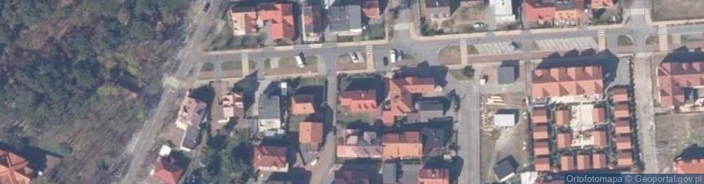 Zdjęcie satelitarne Aleja Brzozowa 6A