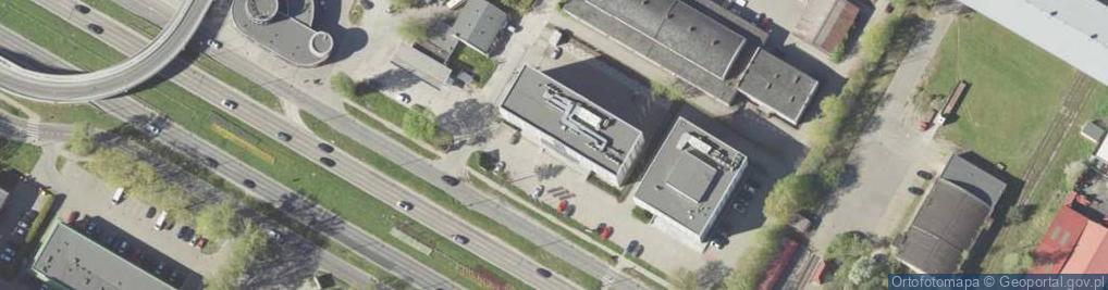 Zdjęcie satelitarne Aleja Witosa Wincentego 16