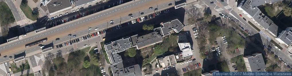 Zdjęcie satelitarne Aleja 3 Maja 5