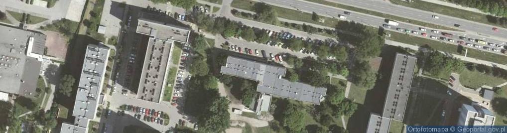 Zdjęcie satelitarne Armii Krajowej 5