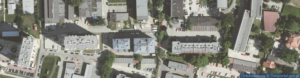 Zdjęcie satelitarne Armii Krajowej 8