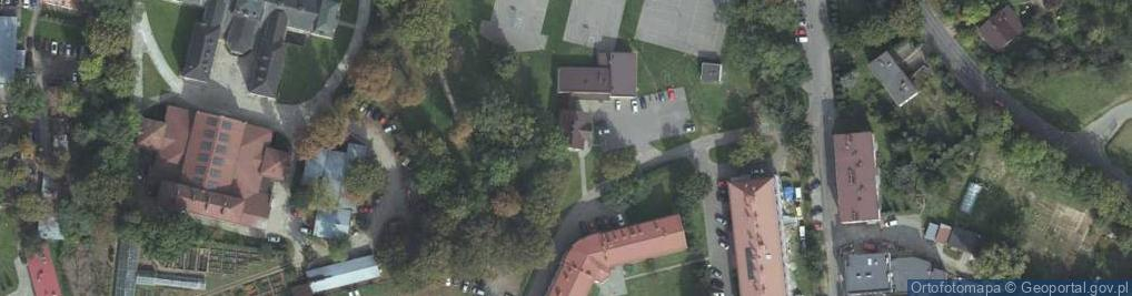Zdjęcie satelitarne Armii Krajowej 51d