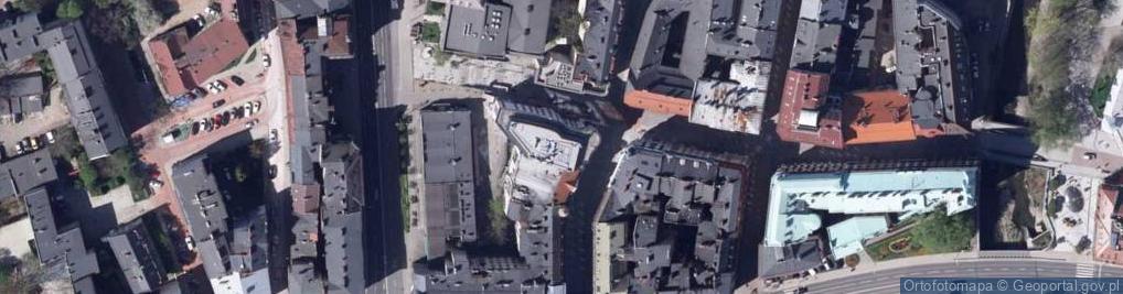 Zdjęcie satelitarne Barlickiego Norberta ul.