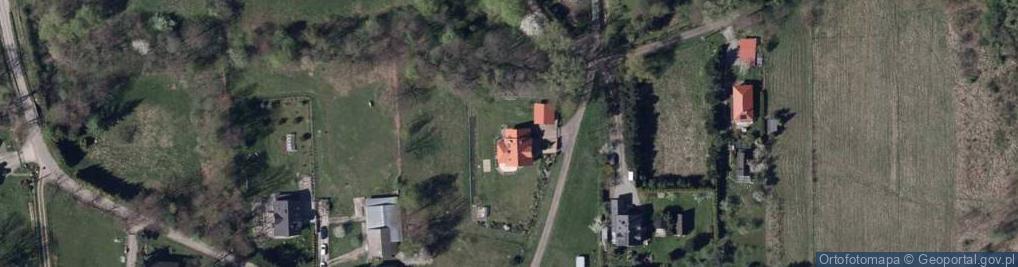 Zdjęcie satelitarne Babiego Lata 20