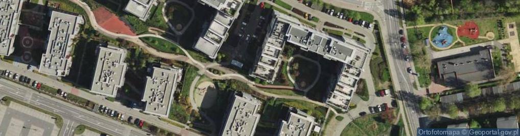 Zdjęcie satelitarne Baildona Johna ul.