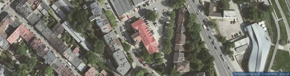 Zdjęcie satelitarne Barska 12