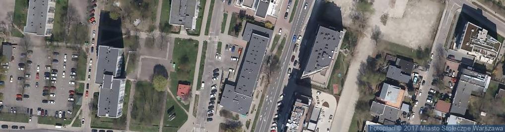 Zdjęcie satelitarne Bełdan 2