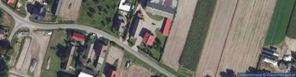 Zdjęcie satelitarne Biała ul.