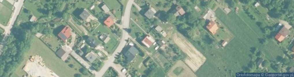 Zdjęcie satelitarne Biała Droga 65