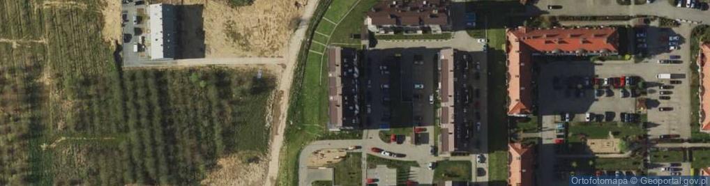 Zdjęcie satelitarne Bilitewskiego Roberta, ks. ul.