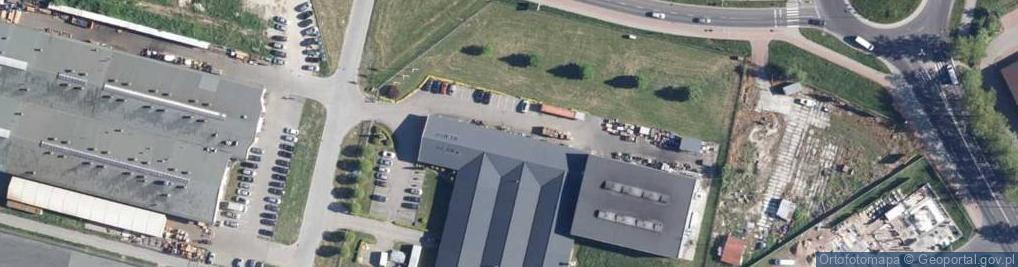 Zdjęcie satelitarne Boh. Warszawy 33