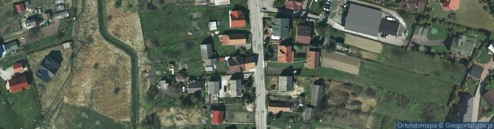 Zdjęcie satelitarne Bogucianka 20