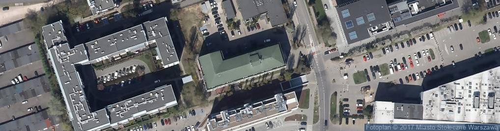 Zdjęcie satelitarne Bobrowiecka ul.