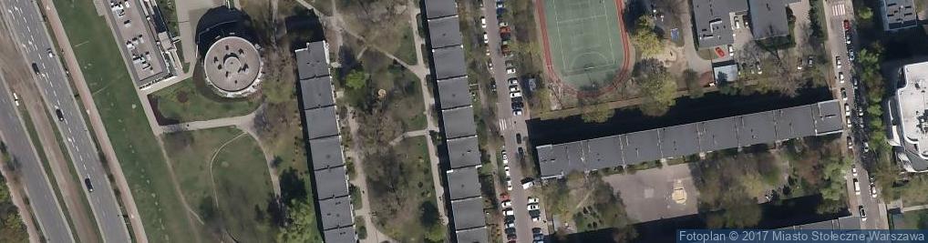 Zdjęcie satelitarne Boguckiego Teofila, ks. ul.