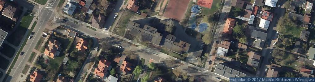 Zdjęcie satelitarne Boremlowska ul.
