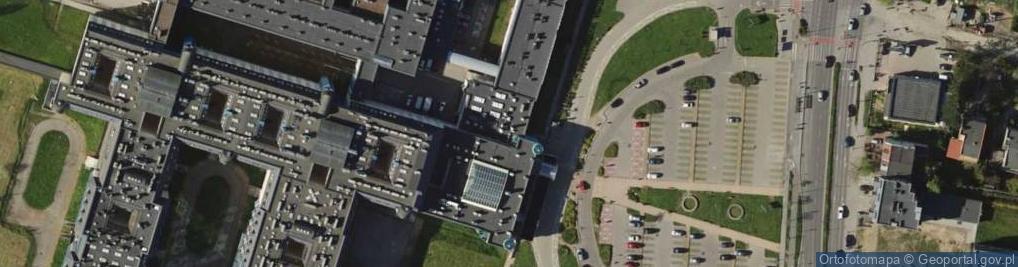Zdjęcie satelitarne Borowska 213