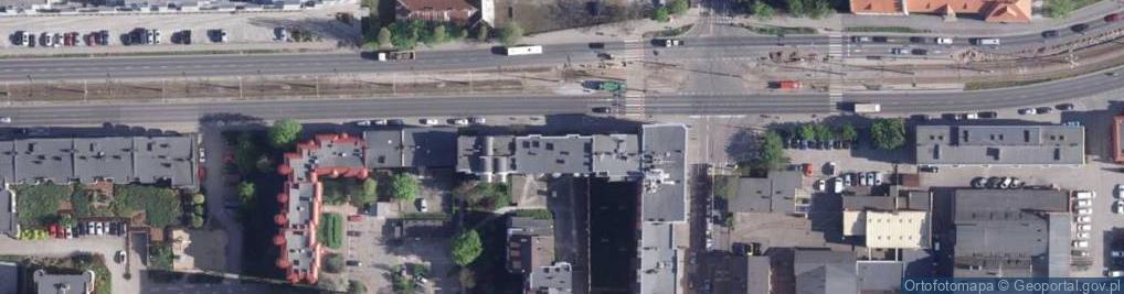 Zdjęcie satelitarne Broniewskiego Władysława 5b