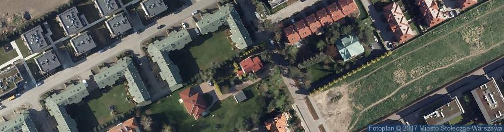 Zdjęcie satelitarne Bruzdowa 121C
