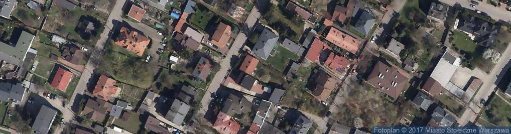 Zdjęcie satelitarne Buńczuk ul.