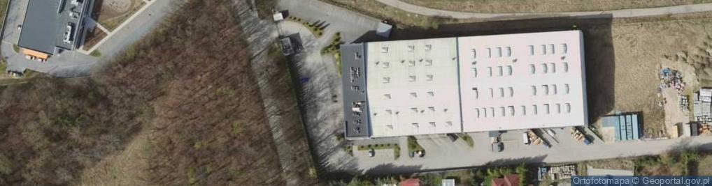 Zdjęcie satelitarne Bysewska 30