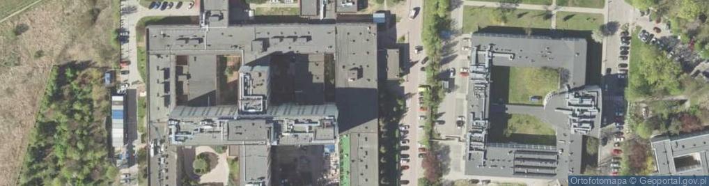 Zdjęcie satelitarne Chodźki Witolda ul.