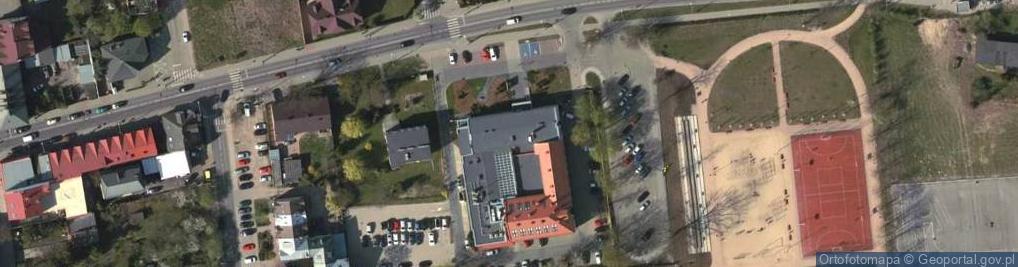 Zdjęcie satelitarne Chyliczkowska ul.