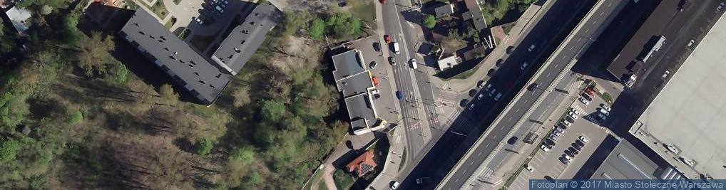 Zdjęcie satelitarne Chełmżyńska 1
