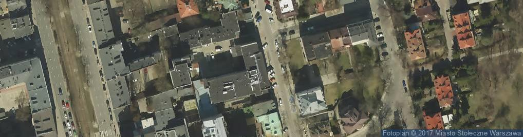 Zdjęcie satelitarne Chocimska 5