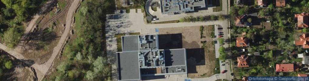 Zdjęcie satelitarne Chełmońskiego Józefa 16