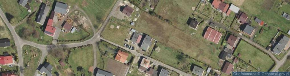 Zdjęcie satelitarne Cicha 6