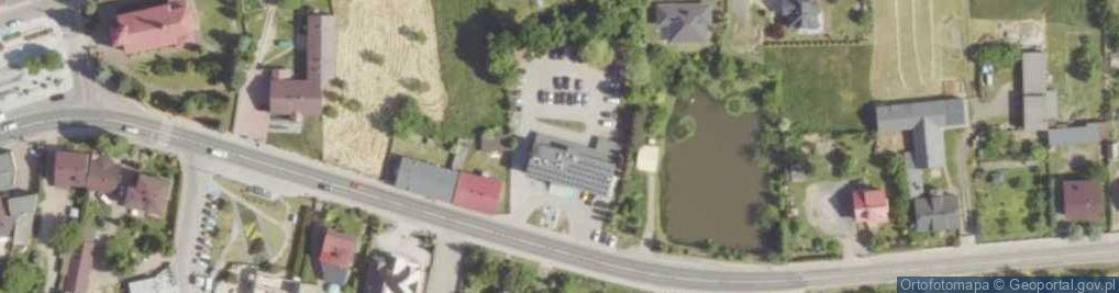 Zdjęcie satelitarne Częstochowska 5