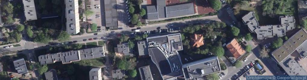 Zdjęcie satelitarne Dekerta Jana 26