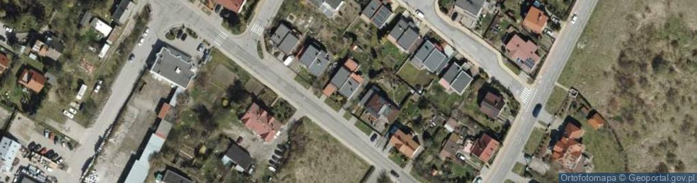 Zdjęcie satelitarne Długa 45