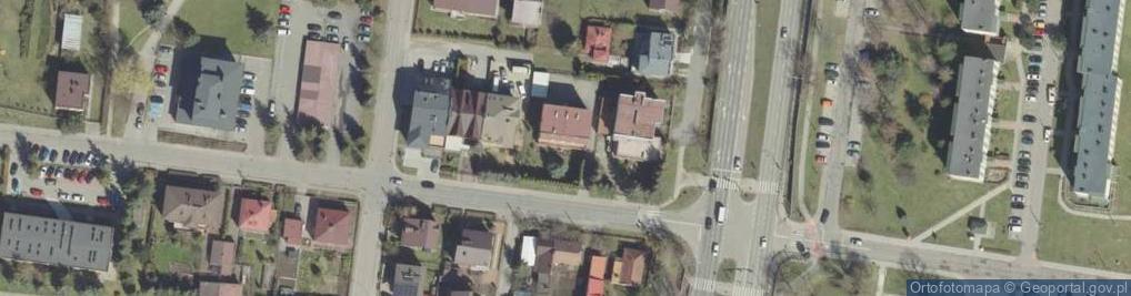 Zdjęcie satelitarne Długa 5