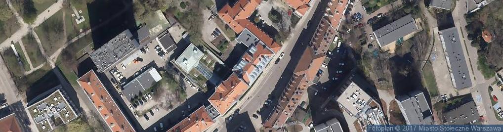 Zdjęcie satelitarne Długa 42