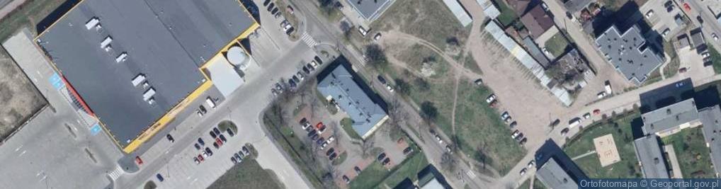 Zdjęcie satelitarne Długa 65