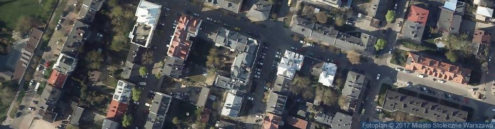 Zdjęcie satelitarne Domeyki Ignacego 11