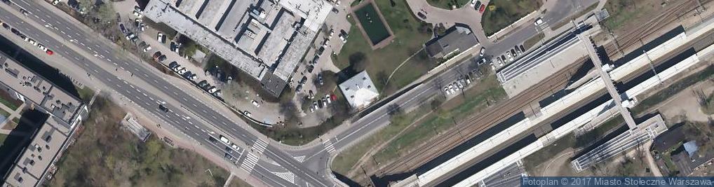 Zdjęcie satelitarne Duchnicka 5