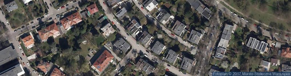 Zdjęcie satelitarne Dygasińskiego Adolfa 42