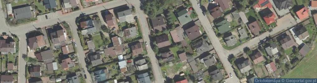 Zdjęcie satelitarne Energetyczna ul.