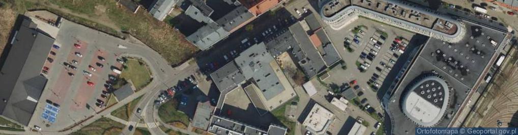 Zdjęcie satelitarne Fabryczna 29