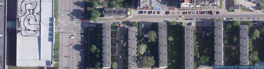 Zdjęcie satelitarne Fałata J. 111